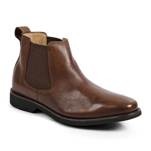 Cardoso Mens  Leather Chelsea Boots
