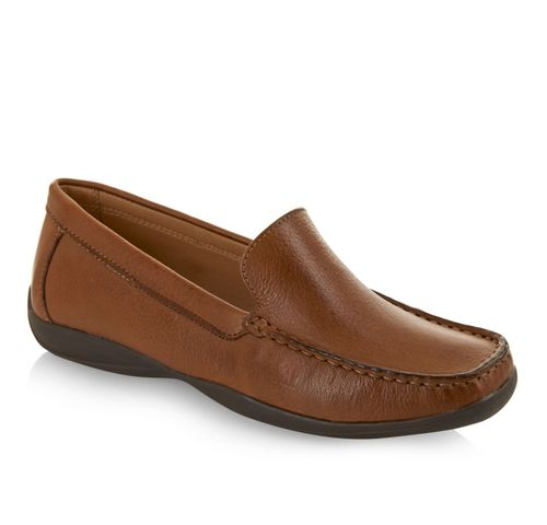 Marcia Women's Leather Loafers