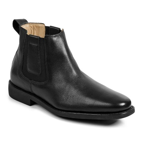 Natal Mens Leather Chelsea Boots