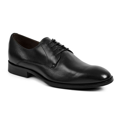 Silvio Men's Leather Formal Lace Up Shoes