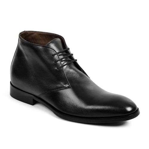 Paolo Men's Leather Chukka Boots