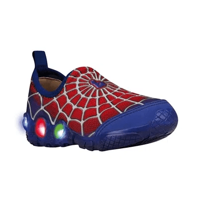 Bibi Space Wave Light Up Boys Trainers
